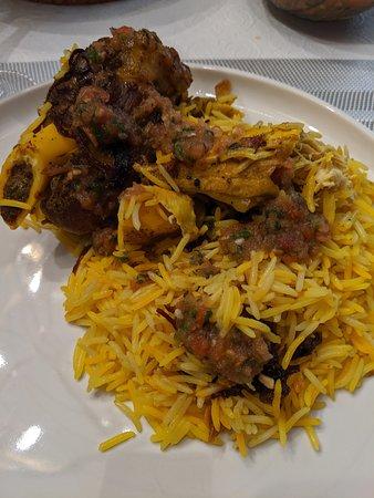 Mandi Lamb & Chicken
