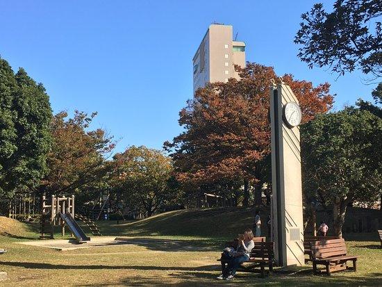 Hamamatsu Castle Park Bokenhiroba