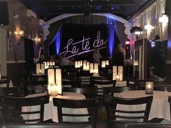 The Cabaret At La Te Da