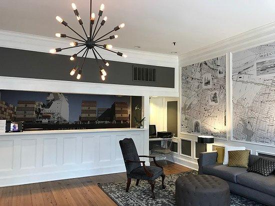 Window View - Picture of River Street Inn, Savannah - Tripadvisor