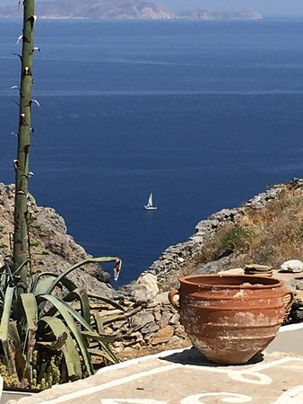 Cartoline da Amorgos, Grecia
