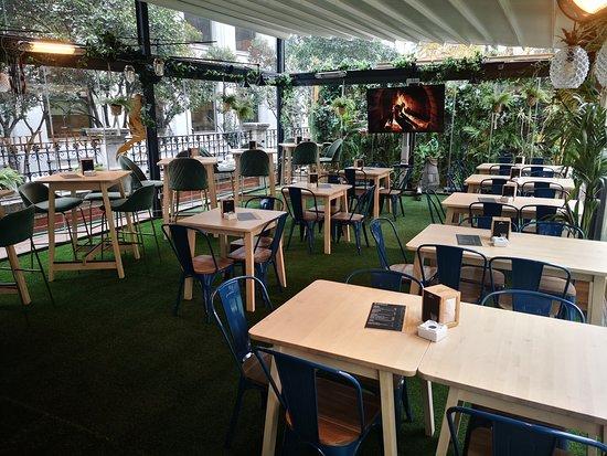 Bocanegra Terraza Madrid Restaurant Reviews Photos