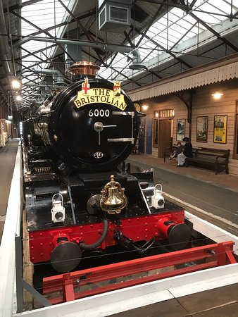 Steam Museum Of The Great Western Railway Swindon 2020