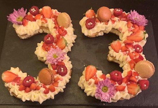 Idée Anniversaire Original Une idée originale créez vous même votre gâteau pour votre
