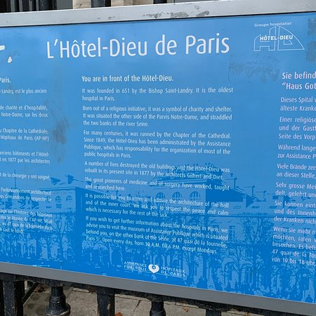 Hotel-Dieu de Paris
