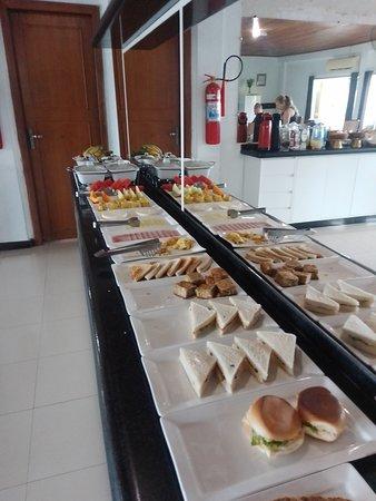Brasileia, AC: Buffer do café da manhã