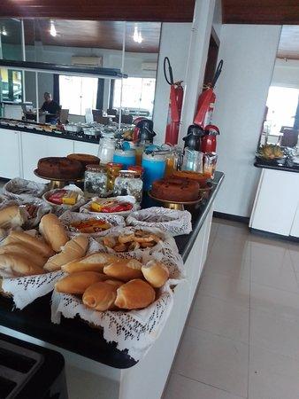 Brasileia, AC: Buffer café da manhã