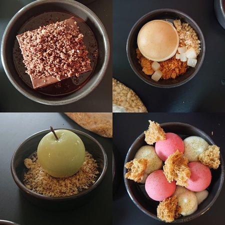 Desserts 2019