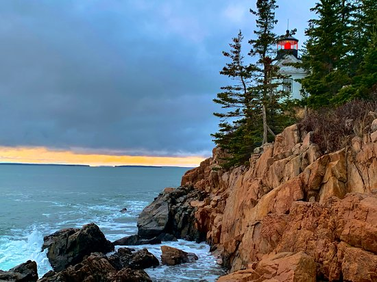 Bass Harbor Head Lighthouse (ME) Anmeldelser Tripadvisor