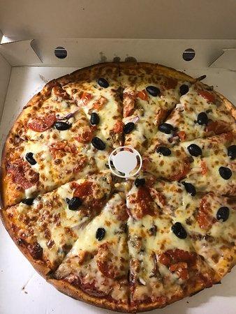 Pizza King Preston 11 Church St Restaurant Reviews