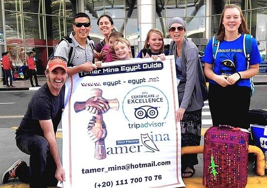 Tamer Mina - Egypt Tour Guide
