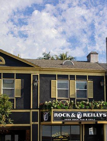 Rock & Reilly's exterior