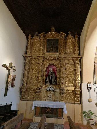 Provincia de Valladolid, España: Interior de la Iglesia.