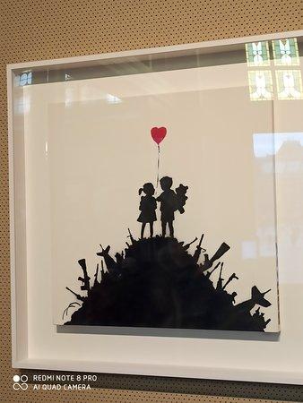 Moco Museum - Banksy & more in Amsterdam Admission Ticket Φωτογραφία