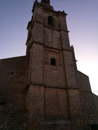 Provincia de Valladolid, España: Exterior de la Iglesia.