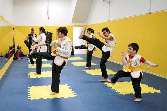 Lung Fu Escola de Kung Fu