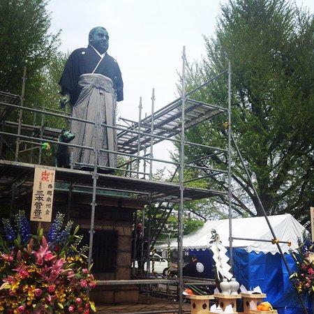 上野公園と西郷さん