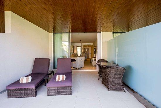 Superior Room Pool Access