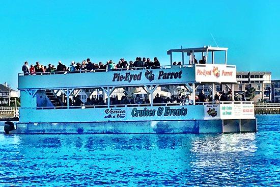 Pie Eyed Parrot Happy Hour Cruise Tripadvisor