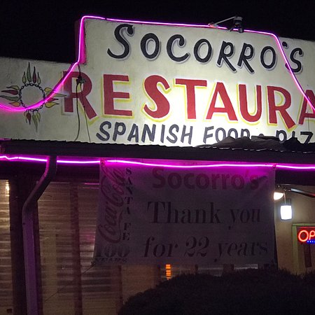 The real deal! Traditional New Mexican/Spanish food