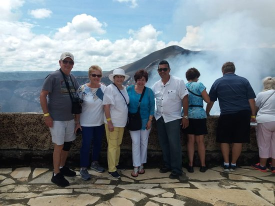 Corinto, Nicaragua: Masaya Volcano National Park