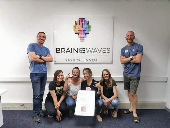 Brainwaves Escape Rooms