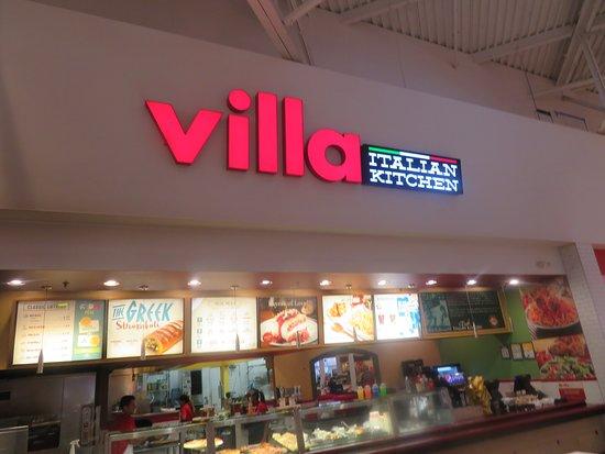 Villa Fresh Italian Kitchen Milpitas 611 Great Mall Dr Menu Prices Restaurant Reviews Tripadvisor