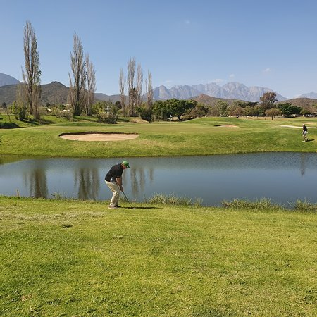 Worcester Golf Club situated within 90 mins from central Cape Town. This beautiful course is worthwhile visit when visiting the wine farms from this region . This 18 hole course is in great condition and is a challenge for all golfers with numerous views of the mountain ranges close by which are stunning when covered in snow in winter.