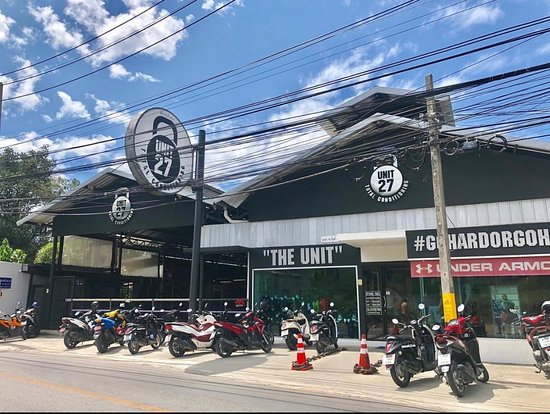 Unit 27 Total Conditioning & CrossFit Phuket