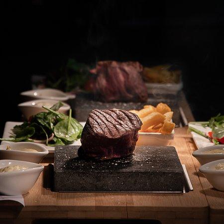 Blackstone steakhouse Oxfilé