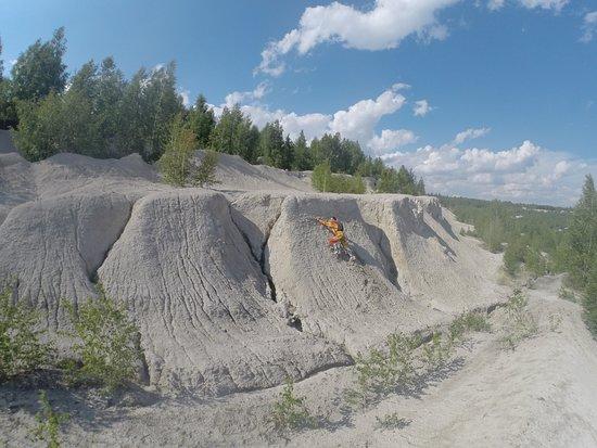 Korkino, Russia: Коркино, Угольный разрез