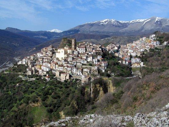 San Chirico Raparo, Италия: Panorama