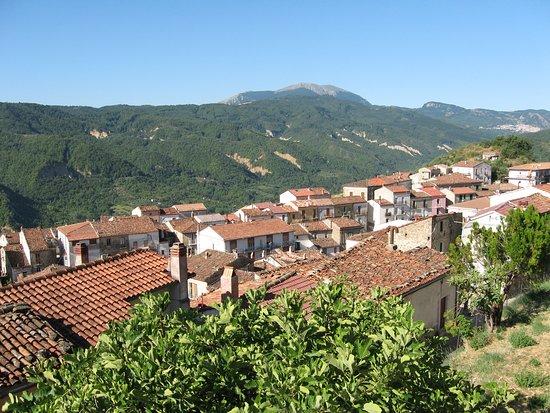San Chirico Raparo, Италия: Panorama2