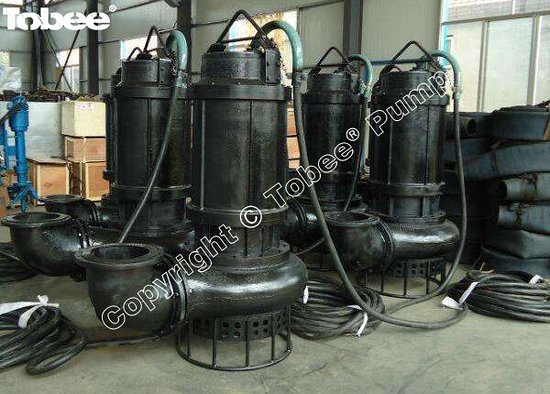 Tobee® TSQ Submersible Sand Pump
