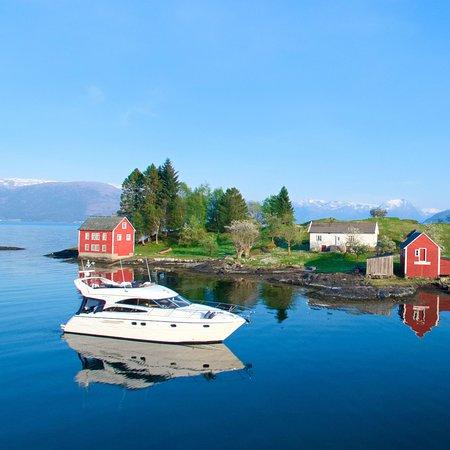 Bilde fra Eidfjord