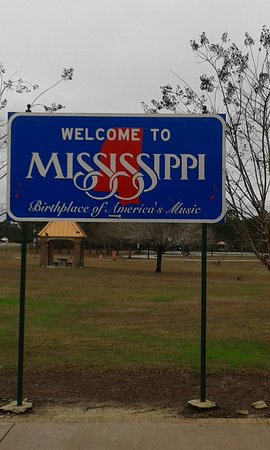 Mississippi Gulf Coast, Миссисипи: Road trip: Mississippi
