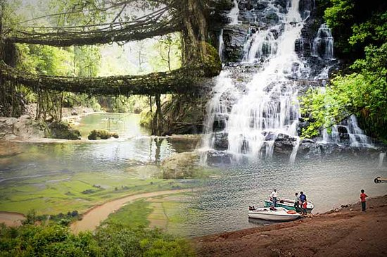 Nueva Delhi, India: 12 famous places to visit in Meghalaya- https://www.quora.com/What-are-some-great-places-to-visit-in-Meghalaya/answer/Alok-Kumar-4969