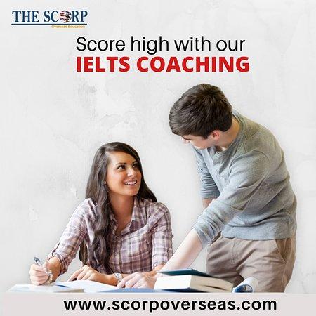 Nueva Delhi, India: Score High in Ielts Exam with the Scorp Overseas