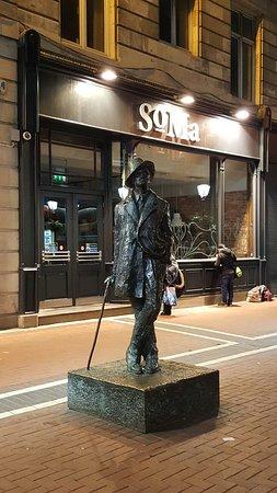 2020年 James Joyce Statue - 行く前に!見どころをチェック ...