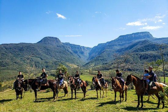 Cavalgada Ecocanyons