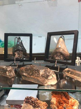 Tisnov, República Checa: Minerály Tišnov