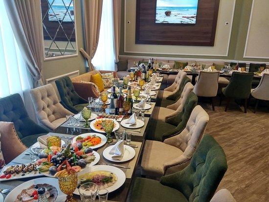 Ресторан спутник в жуковском фото