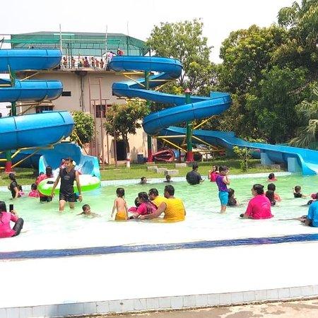 Malda District, Индия: Aquatic  bengal