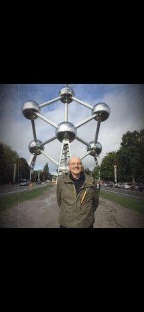 Entrada combo para Mini Europe y Atomium: Atomium, Bruxelas.