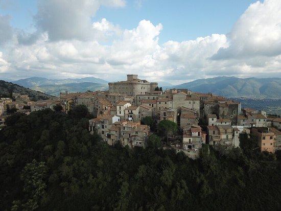 Castello Orsini - Cesi - Borghese