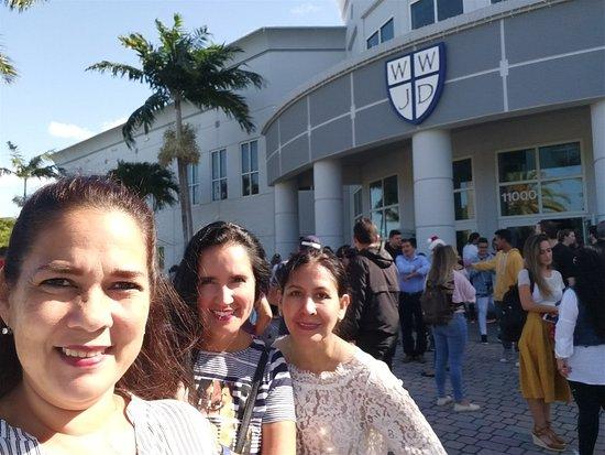 Walking with Jesus Daily (JJWD) Church