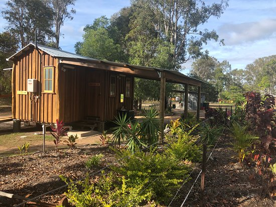 Fraser Coast, Australia: Australian WC & laundry - a real Aussie Experience