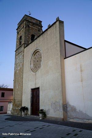 Samatzai, Italy: La chiesa parrocchiale