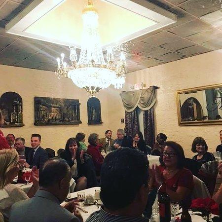 Banquet gatherings.