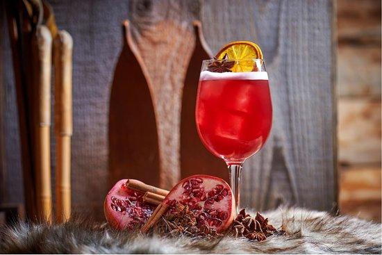 TIMBERLAKE - Autumn/Winter 19 Cocktail Menu